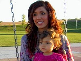 <3 Farrah her & her little girl <3