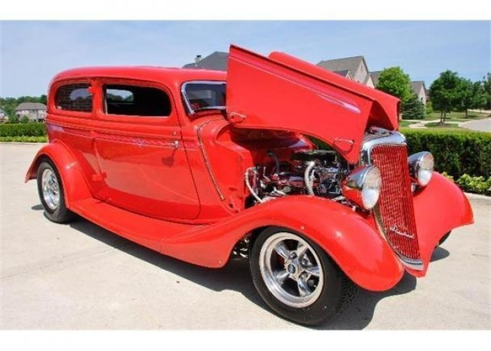 Street Rods | 1934 Ford Street Rod for Sale in Novi, Michigan Classified ...