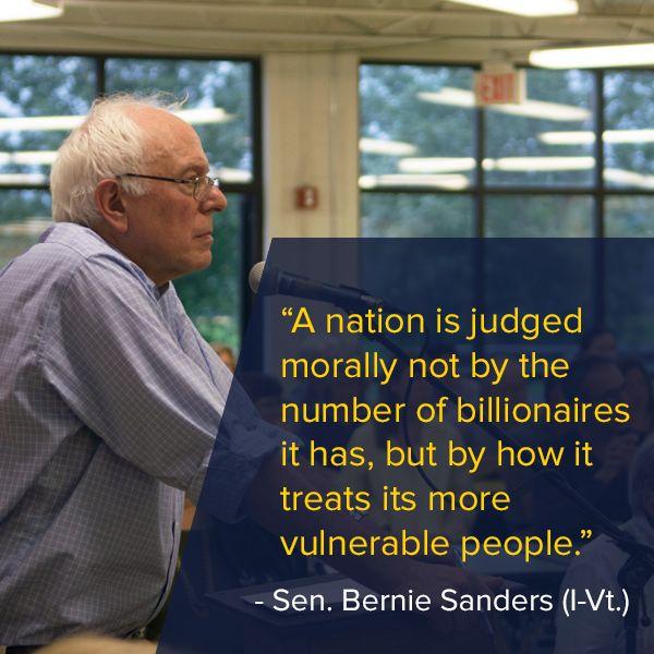 Bernie Sanders for President - #FeeltheBERN
