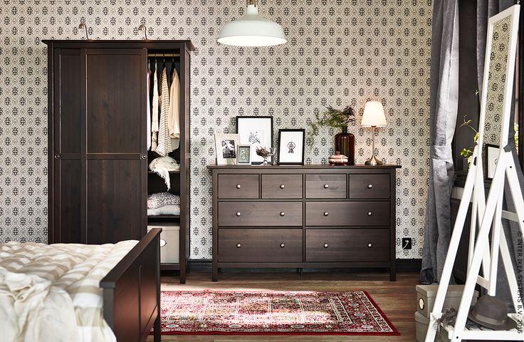 Un style classique pour votre chambre coucher ikea for Catalogue chambre a coucher