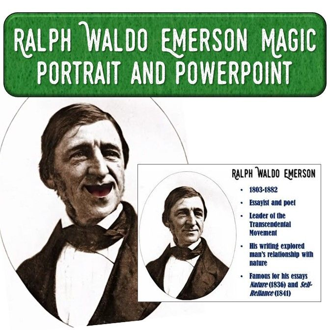 an analysis of ralph waldo emersons style The american scholar was a speech given by ralph waldo emerson on august 31, 1837, to the phi beta kappa society of harvard college at.
