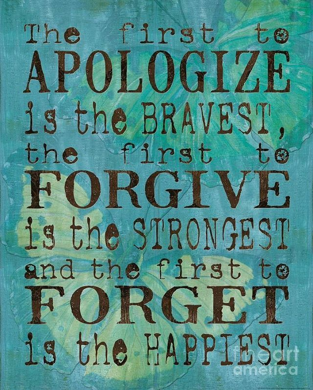 Forgive Forget Move On Quotes: 245 Best Images About FORGIVENESS SAYINGS On Pinterest