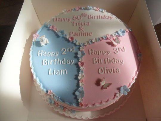 249 best Tortk Ikreknek Twin birthday cake images on Pinterest