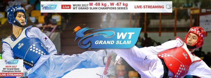 Δεύτερο κατά σειρά World Taekwondo Grand Slam Champions Series σε ζωντανή μετάδοση στο Wuxi,China 2017