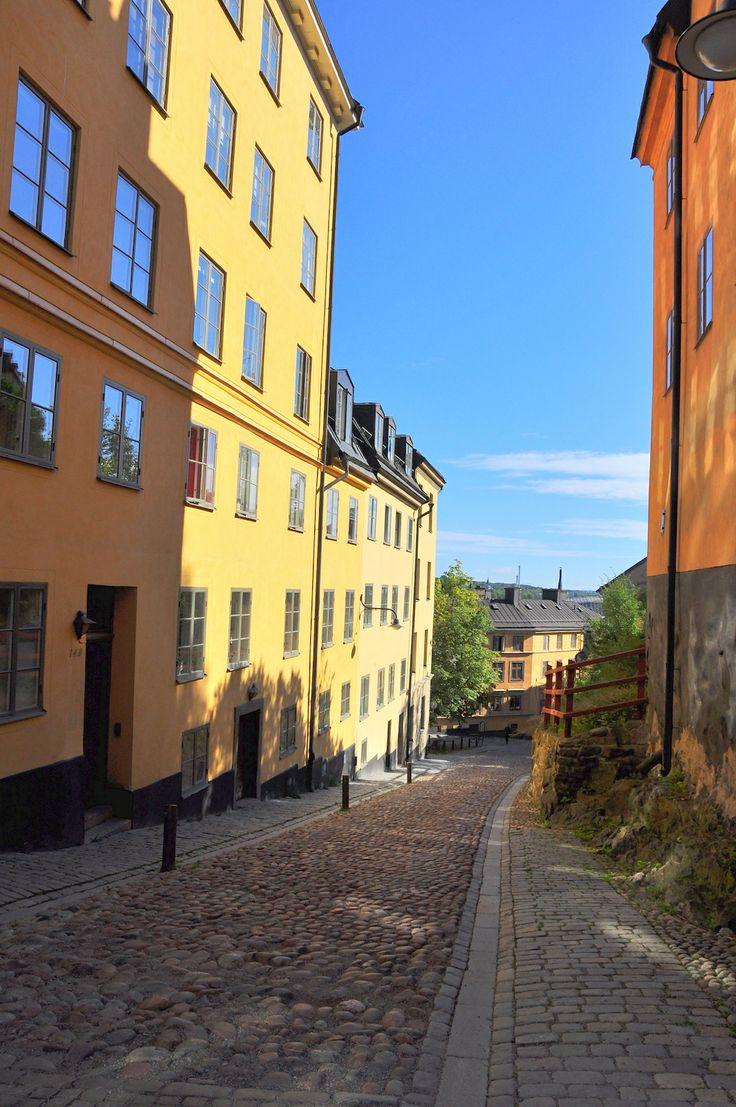 Södermalm, Stockholm.