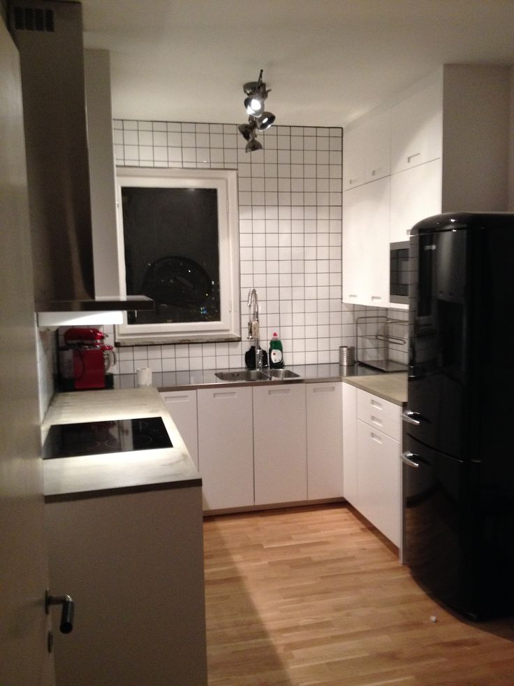 Our scandinavian kitchen, except for a few appliances everything is made in sweden