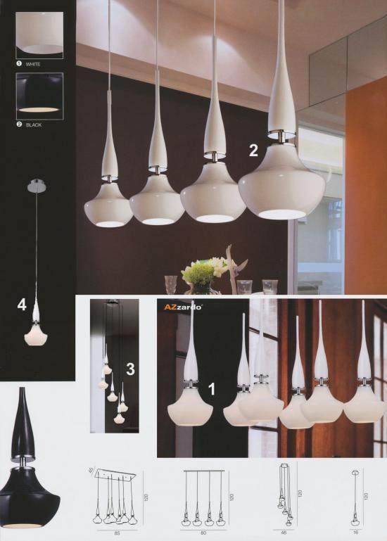 Svietidlá.com - Azzardo - Tasos - Moderné svietidlá - svetlá, osvetlenie, lampy, žiarovky, lustre, LED