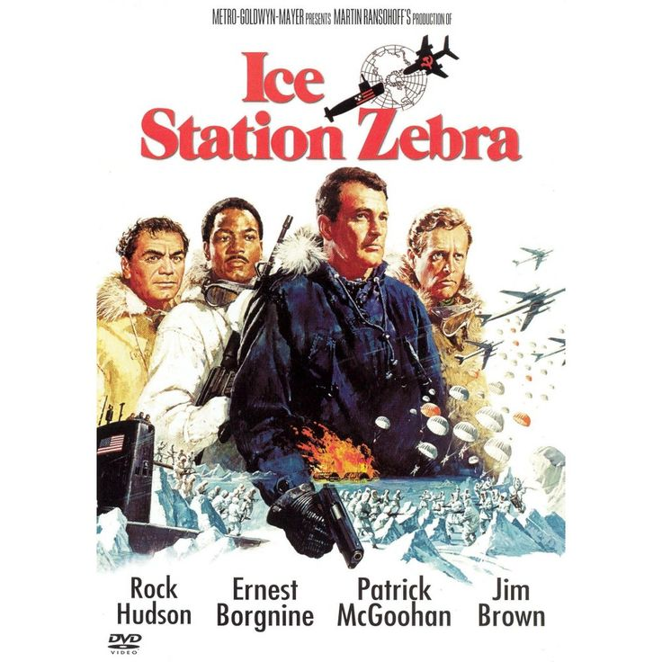 Ice Station Zebra, Movies