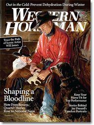 Western Horseman Magazine - World's Leading Horse Magazine Since 1936