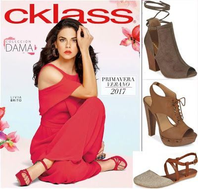 zapatos cklass primavera verano 2017