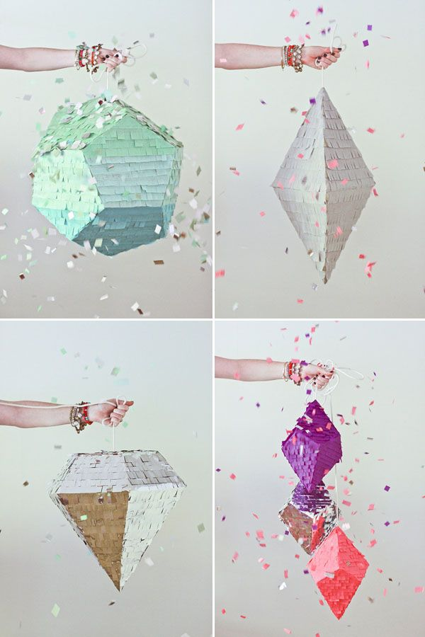 Share Tweet + 1 Mail Its hard for me to not buy all these beautiful pinatas because they are just too pretty for words! ...