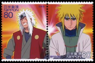 "Animation Hero and Heroine Series XI ""Naruto : Shuppuden"""