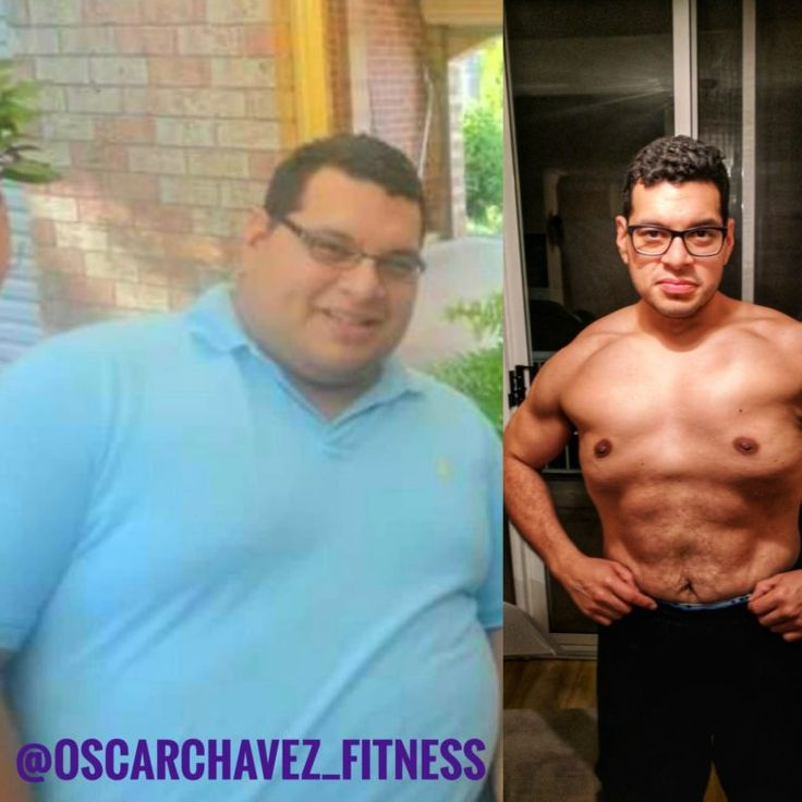 How Oscar Chavez of the The Voice Australia Lost 160 Pounds By Changing His Mindset
