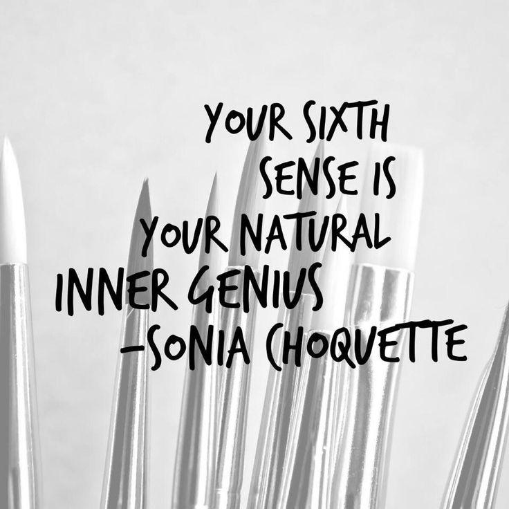 -Sonia Choquette