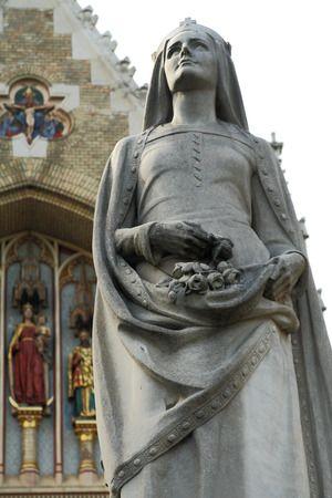 Árpádházi Szent Erzsébet (1207-1231)