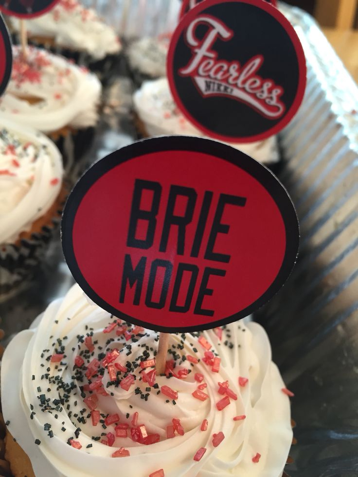 Wwe Bella Twins Cupcakes Diy Picks Wwe Cupcakes Bella