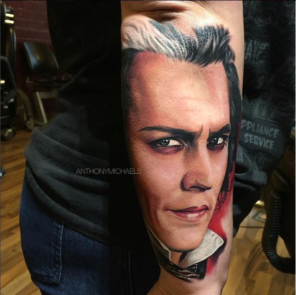 Anthony Michaels — Ink Master Season 7 Winner ★ http://best-tattoos-ideas.com/news/anthony-michaels-ink-master/