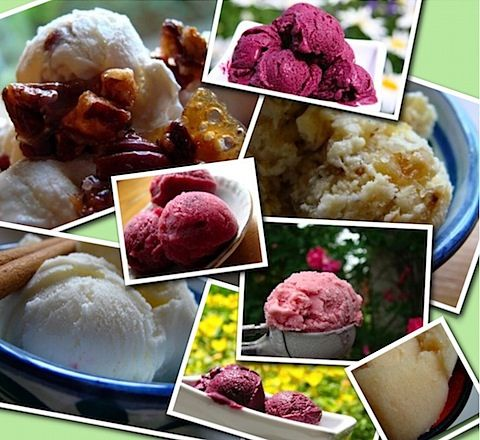 The different types of ice cream explained