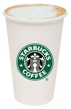 Can't start the day without a skinny latte.