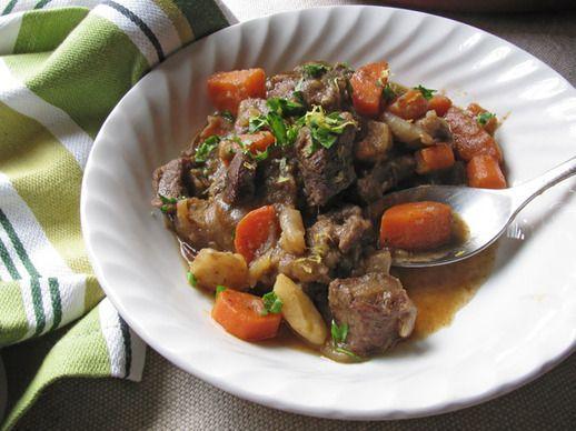 Guinness Week: Stout Beef Stew | Recipe