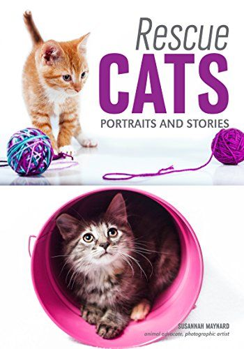 Available 2018! Rescue Cats: Portraits & Stories