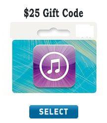 itunes gift card code generator