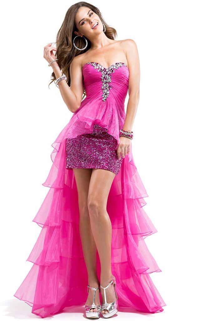 Mejores 36 imágenes de Dresses en Pinterest | Vestidos cortos ...