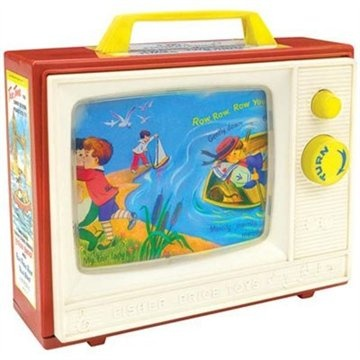 Fisher Price Classics Two Tune TV