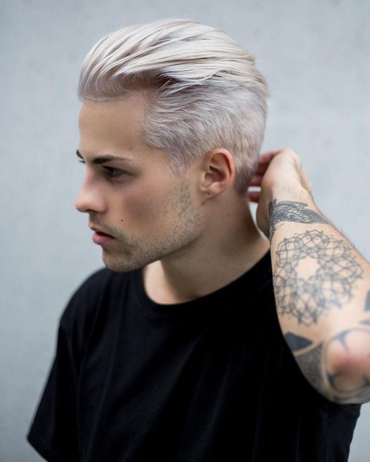 Hair Extensions Adli Kullanicinin Hair Panosundaki Pin Kisa Sac Sac Kesimi Erkek Sac Kesimleri