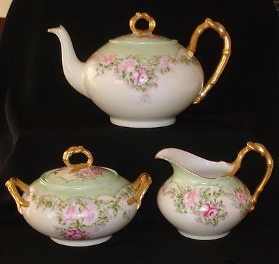 Limoges Tea Set