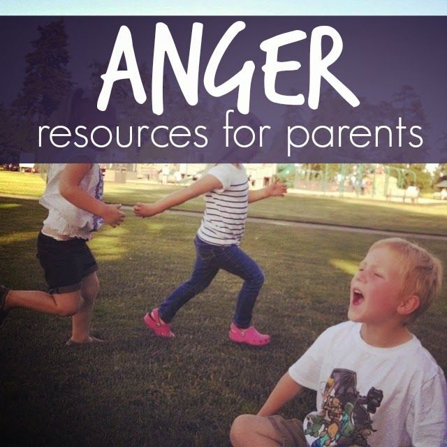 Toddler Approved!: Anger Resources for Parents