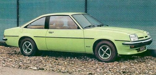 Top 25 best opel manta ideas on pinterest - Opel manta berlinetta coupe ...
