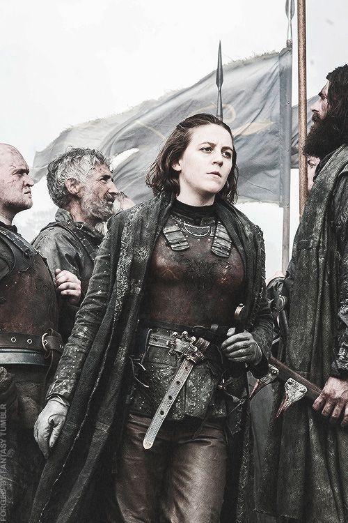 Yara Greyjoy | Game of Thrones Season 3