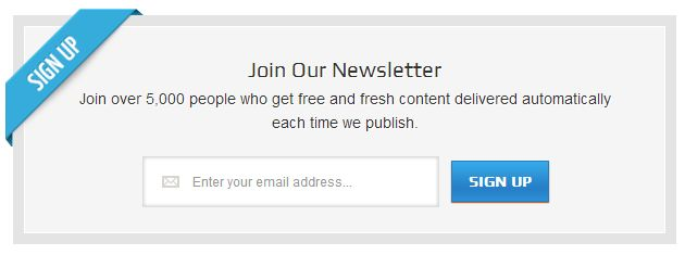 It's really easy to add a newsletter signup box after your post in Genesis child themes. Boost number of email subscribers by adding newsletter signup box. #wordpress