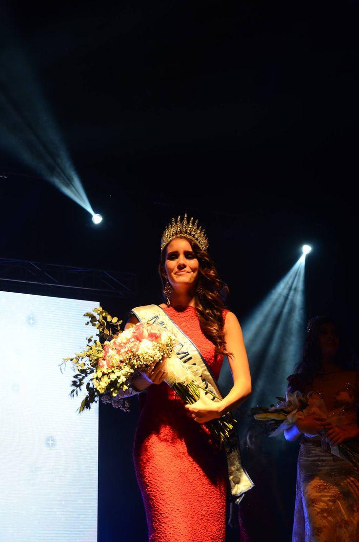 Fernanda Sobarzo - Miss Mundo Chile 2015