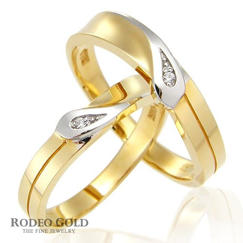 Gold Engagement Rings Tcr06739