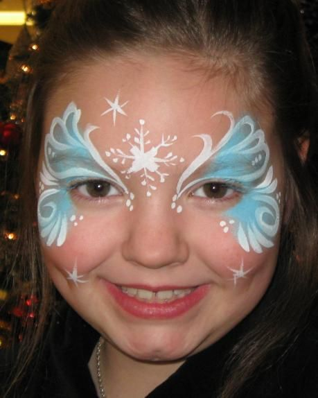 104 best images about frozen theme face painting inspiration on pinterest face painting. Black Bedroom Furniture Sets. Home Design Ideas