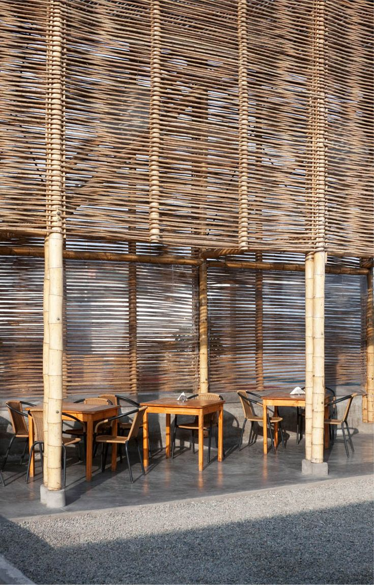 best 10+ bambu restaurant ideas on pinterest | lámpara de cuerda