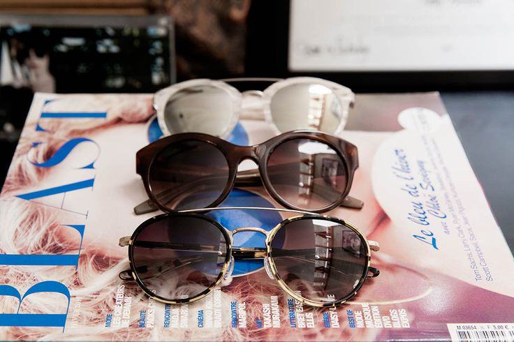 Studio Visit: Patty Perreira of Barton Perreira Sunglasses - Rip & Tan