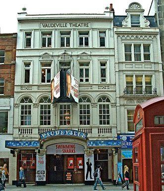 Vaudeville Theatre, 404 Strand, London, WC2R 0NH   http://ourlondontaxi-london.blogspot.com/2012/01/west-end-theatre.html