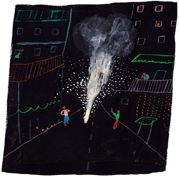 Lindsay | The Light and Dark of Diwali | Artwork by Liz Rowland for Lindsay