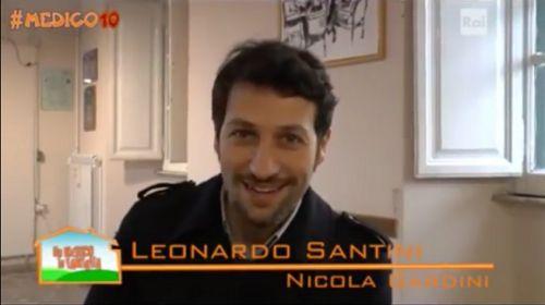 Spettacoli: Un #medico in #famiglia 10  Leonardo Santini presenta il suo personaggio Nicola Gardini... (link: http://ift.tt/2cbUVTG )