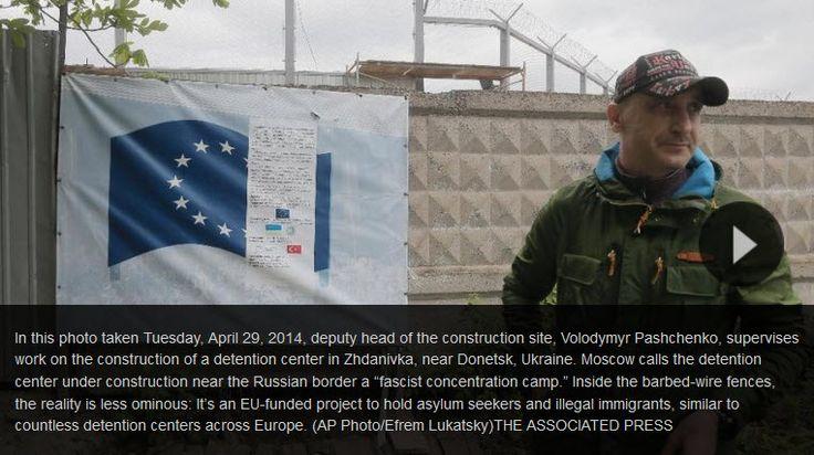 Koncentrációs táborok Ukrajnában, EU-s pénzből, amerikai ajánlásra – Már telnek meg a tömegsírok http://111hir.blogspot.ro/2016/03/koncentracios-taborok-ukrajnaban-eu-s.html