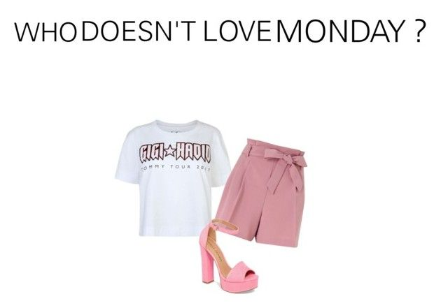 """MONDAY ? ERRR..."" by monaangkotasan on Polyvore featuring Tommy Hilfiger, Miss Selfridge and Chinese Laundry"