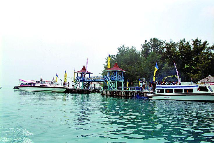 Pulau Sepa Pulau Cantiknya Pulau di Kepulauan Seribu Jakarta - Jakarta