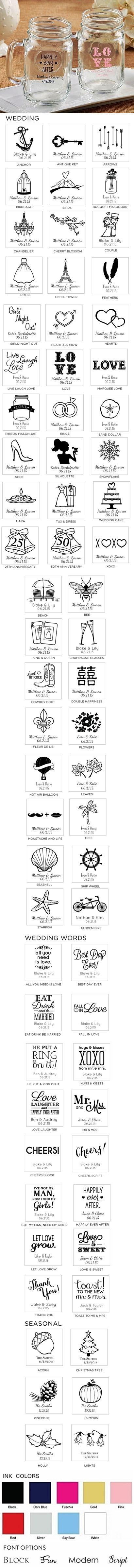 78 best Favor Jars and Candy Jars images on Pinterest | Wedding ...