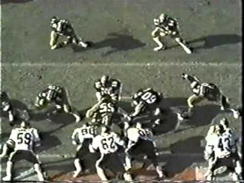 1980 Liberty Bowl Purdue vs Missouri 1 of 1