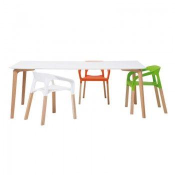 1000 images about wonen stijlvol aan tafel on pinterest for Kare design tisch bijou steel
