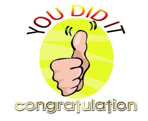 Congratulations Pictures, Images, Graphics, Comments, Scraps (59 ...