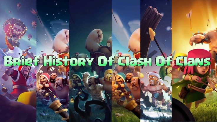 Clash Of Clans A Brief History Of Clash Of Clans In 12 Loading Screens. A Brief History Of Clash Of Clans In 12 Loading Screens. Clash of clans all loading screens of all time. Clash of clans loading screen 2016. Read this on Supercell Forum: http://ift.tt/2ca8RfN In this clash of clans video we are going to watch all the loading screens of all time. All the loading screens are available in the video and all the dated collected from the supercell forum archived. Clash of Clans is a freemi...